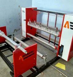 Aluminum Foil Slitting Rewinder Machine