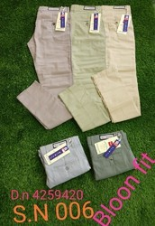 Reeborn Cotton Pants