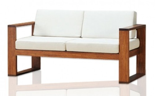 Wooden Sofas Simple Wooden Sofa Manufacturer From Pune