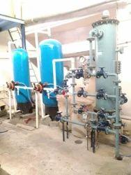 Zero TDS DM Water Plant