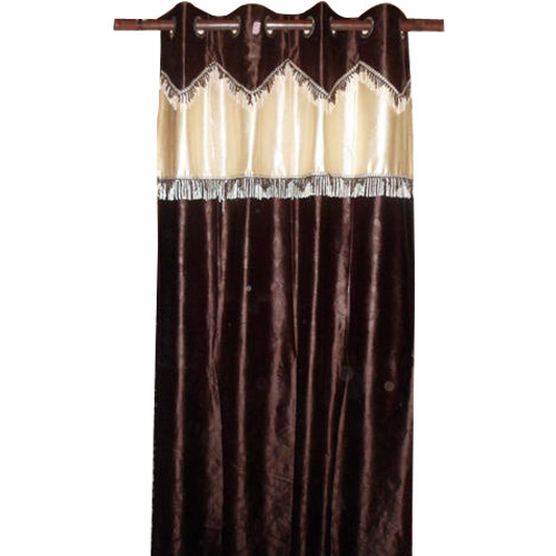 Velvet Door Curtain  sc 1 st  IndiaMART & Velvet Door Curtain Makhmal Parda ????? ???? - Boby ...