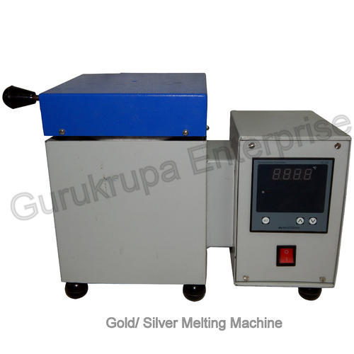 Electric Gold Melting Furnace