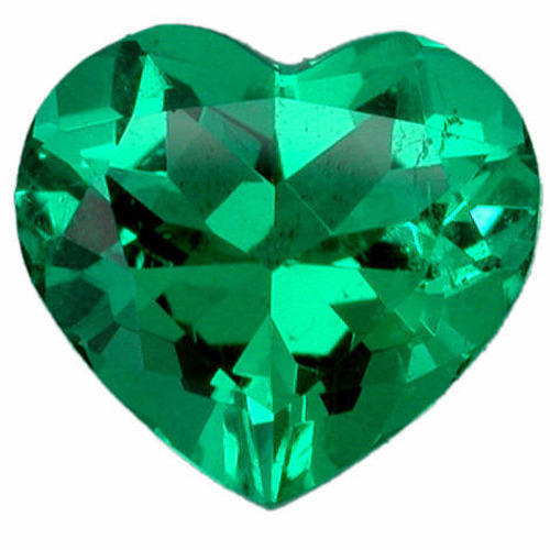 gemstone green heart on shaped alibaba buy detail dark loose gemstones product com emerald
