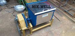 MIX-WELL Mixer Machine, Capacity: 20 kg
