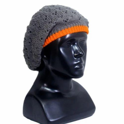 986344c7a6a Vr Designers Unisex Hand Made Woolen Beanie Cap