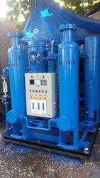 Lab scale Nitrogen Gas Plant