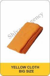 Yellow Duster Cloth Big