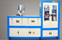Hydraulic Plastic Cap Compression Molding Machine