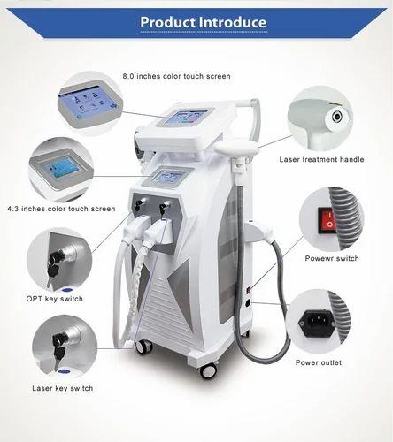 Permanent Hair Removal Laser Machines Q Switch Nd Yag Laser Machine Rf Manufacturer From Mumbai