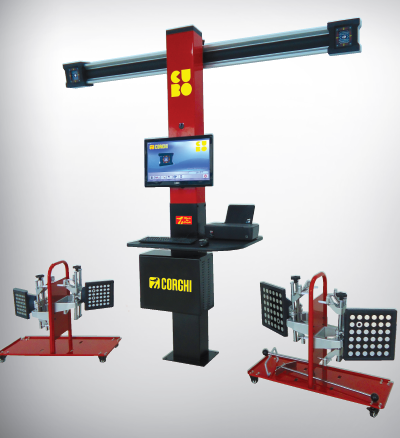 3D Wheel Alignment Machine Corghi at Rs 600000 /unit | Ahmedabad ...