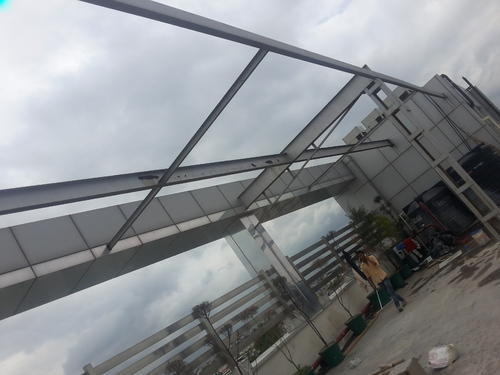 Structural Building Contractor - Steel MS Structure Building