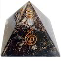 Orgone Pyramid Of Black Tourmaline