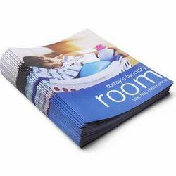 Printed Brochure, Size: Standardised
