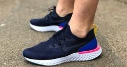 Nike Epic React Flyknit Sport Shoes(Blue)
