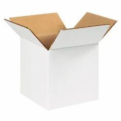White Duplex Box