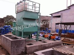Complex Organic Chemicals Effluent Treatment Plant