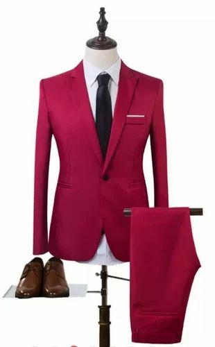 3 Pc Coat Pant Jacket Suit At Rs 1450 Piece Designer Gents Suit
