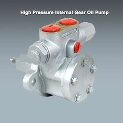 High Pressure Internal Gear Oil Pump