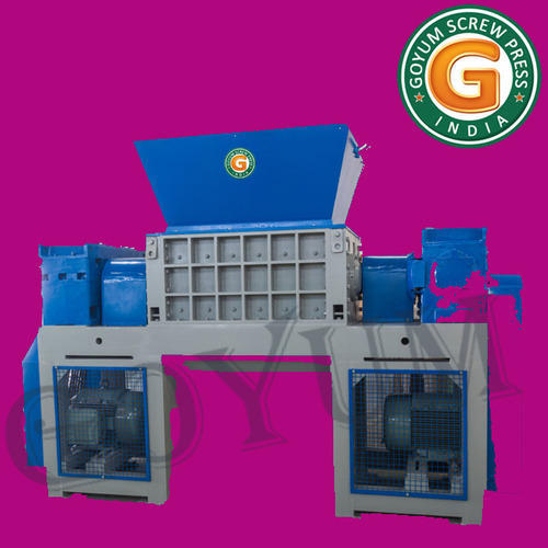 Goyum Automatic Paddy Straw Shredder