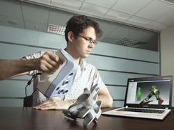 Immediate Automotive Reverse Engineering Services - 3D Scanning, in Pan India