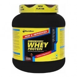 Muscle Blaze Whey Protein 1kg