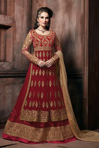 e976e024b32 Anarkali Bridal Salwar Suit, Anarkali, Anarkali Dress, Anarkali ...