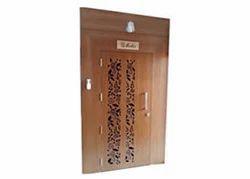 Solid Wooden Door Design