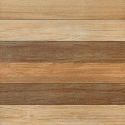 Johnson Wood Planko  Ceramic Floor Tile Brown