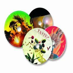 CD & DVD Printing Service