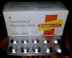 Montelukast & Levoceterizine Tab