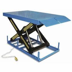 Dock Scissor Platform