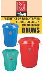 Milan Plast Multi Purpose Drums