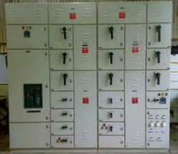 Electric Control Panel and Industrial Control Panel