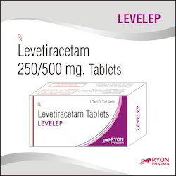 Levetiracetam 250/500/750/1000 Sustained Release Tablet