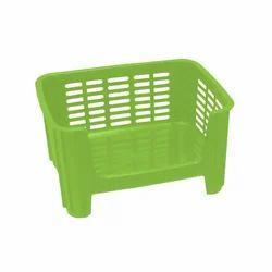 Small Plastic Storage Bin