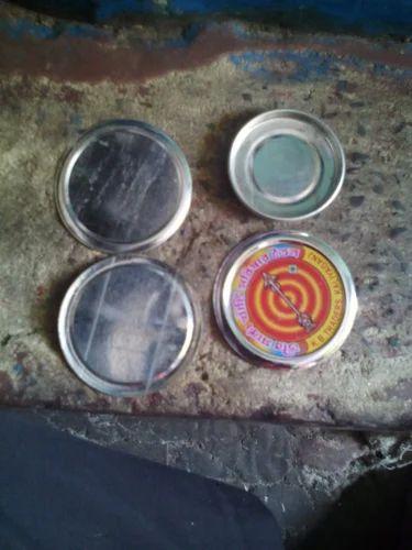 15 Kg Mustard Oil Jar Tin Cap at Rs 350