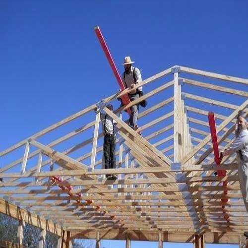truss roof work truss roof work in sidco industrial estate