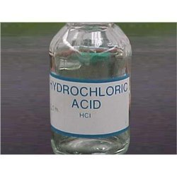 Concentrated HCL Acid