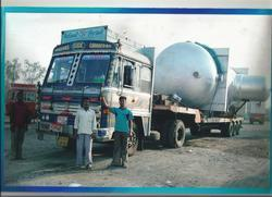 Industrial Lowbed Trailers Transportation Service