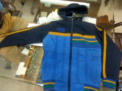 Kids Blue Jacket