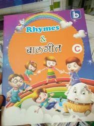 Children Rhymes Book