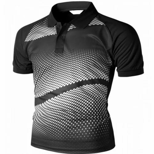b7e7aa33ab9c Nike Men's Short Sleeved T-Shirt – Black: Image 1 …