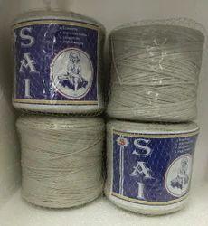 Plastic Sutli Sai White