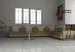 Modular Living Room Interior Designing Service