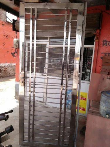 Steel Main Door Front Main Door Sahara Steel Noida Id 14301749497