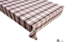 Woven Cotton Table Cloth