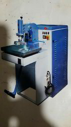 PVC Shoe Embossing Machine