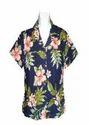 Hawaiian Women Shirts