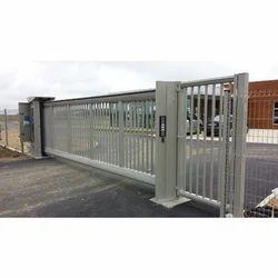 Metal Industrial Gate