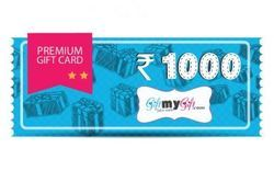 E Gift Cards Rs 1000